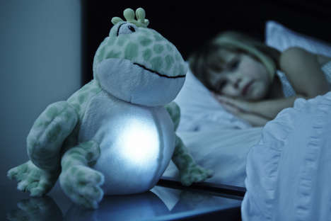 Bedtime Frog Toys