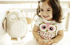 Soothing Owl Toys - Cloud B's Nighty Night Owl Guides Babies and Kids Back to Sleep