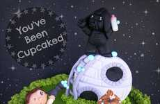 Galactic Cartoon Cakes