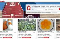 Web-Based Farmers' Markets - Farmstr Helps Customers Buy Food Products Online From Local Farmers