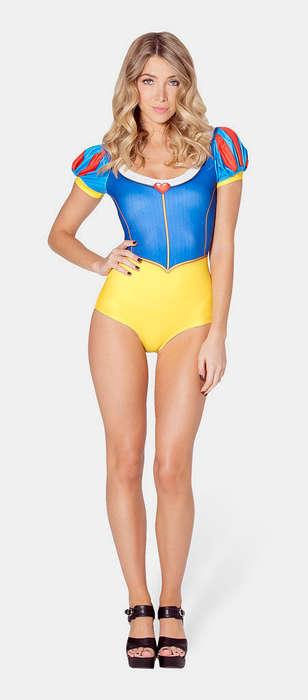 Enchanting Princess Swimsuits