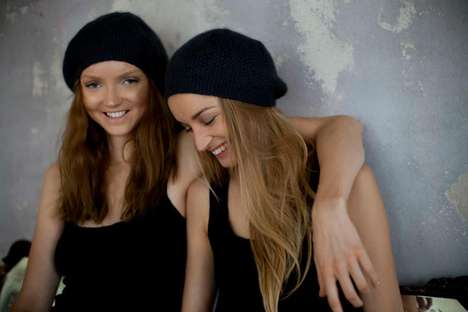 Grandmother-Made Knitwear - The North Circular was Founded by Supermodels for a Good Cause