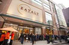 Vibrant Italian Food Stores - Eataly Offers a Unique Shopping Experience for Lovers of Italian Food
