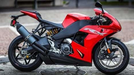 Trailblazing American Motorbikes