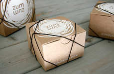 Artisanal Confection Packaging - ZumZumZ Offers Special Treats to Reward Oneself