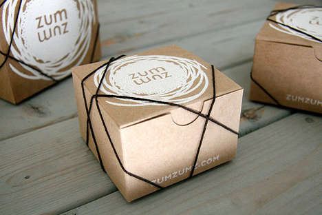 Artisanal Confection Packaging