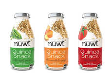 Savory Quinoa Drinks