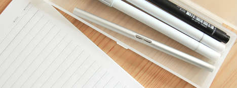 Compact Pen-Sized Chopsticks