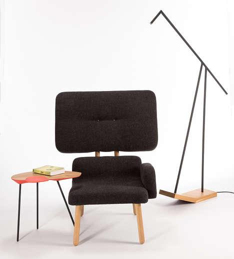 Abstract Animal-Based Furniture