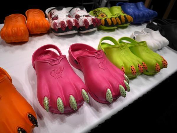 10 Eclectic Croc Designs
