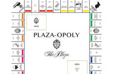 Historic Hotel Games - Plaza-opoly is the Plaza Hotel's Version of the Classic Monopoly Game