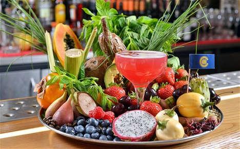 Worldly Cocktails