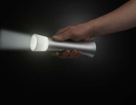 Sophisticated Flashlights - The Trioh Flashlight is One You'll Want to Keep Out of the Drawer