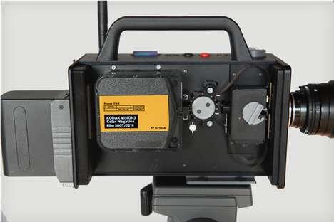 Modernized Vintage Video Cameras