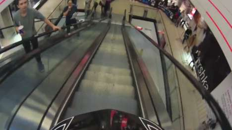 Epic Mall Stunt Videos