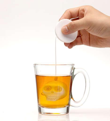 Skeletal Tea Infusers