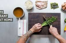 Recreated Restaurant Recipes - Forage Delivers Prepped Ingredients So You Can Cook Quick Meals