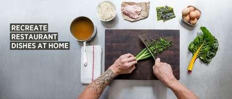Recreated Restaurant Recipes