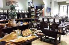 Olive-Centric Shops - Toronto's Emporium is an Olive Oil Shop Stocked with Everything Olive