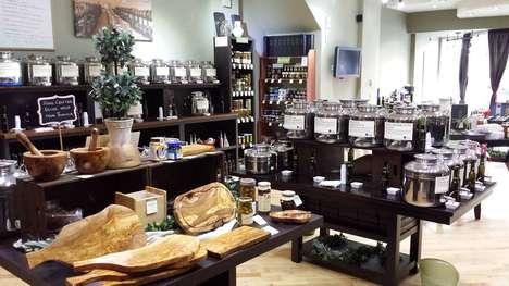 Olive-Centric Shops