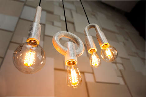 Modern Ceramic Lighting