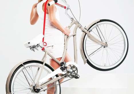 Shoulder-Bearing Bike Carriers