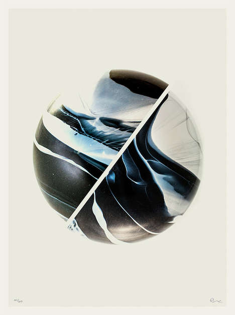 Synthetic Marble Photography