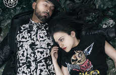 Smoldering Alchemy Lookbooks - The Mishka Fall/Winter Lookbook Reads Your Tarot