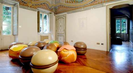 Pastry Pouf Chairs