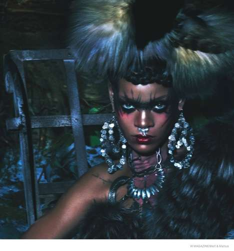 Tribal Fur Editorials