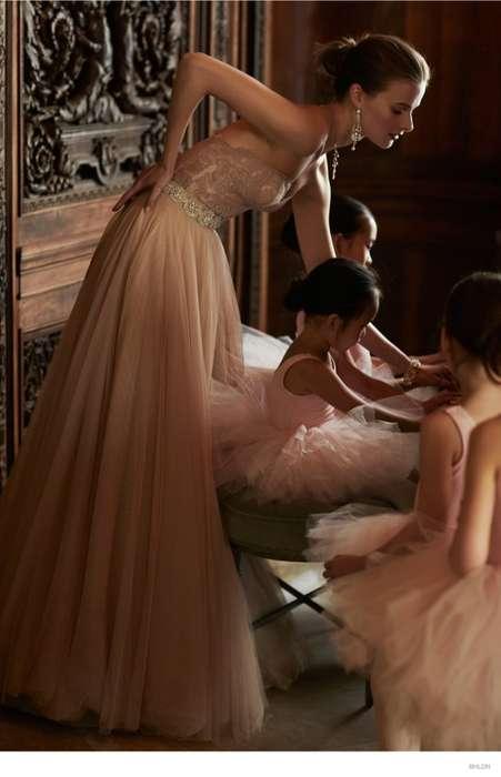 Ballerina Wedding Dresses