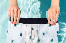 Tropical Underwear Subscriptions - The MeUndies Summer Subscription Delivers Undies to Your Door