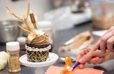 Extravagant Birthday Cupcakes - This $900 Gourmet Cupcake Was Made as a Special Birthday Surprise
