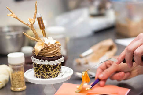 Extravagant Birthday Cupcakes