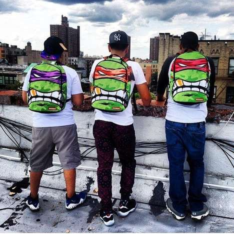 Cinematic Reptile Backpacks