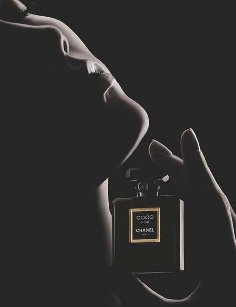 Silhouette Perfume Campaigns