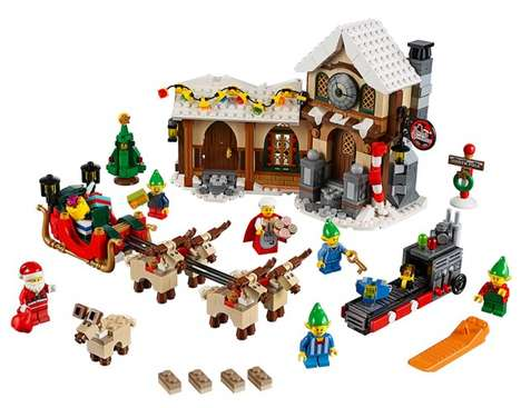 Holiday LEGO Sets