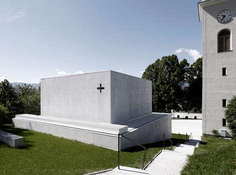 Minimalist Concrete Museums