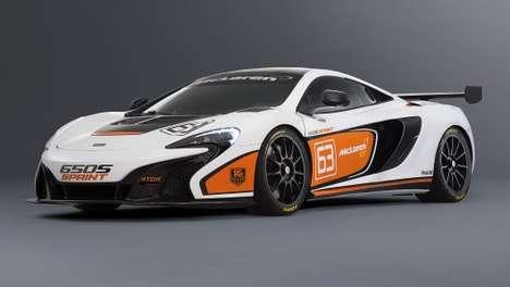 Boutique British Racecars