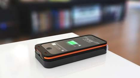 Wireless Smartphone Chargers