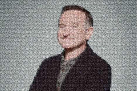 Late Actor Mosaics