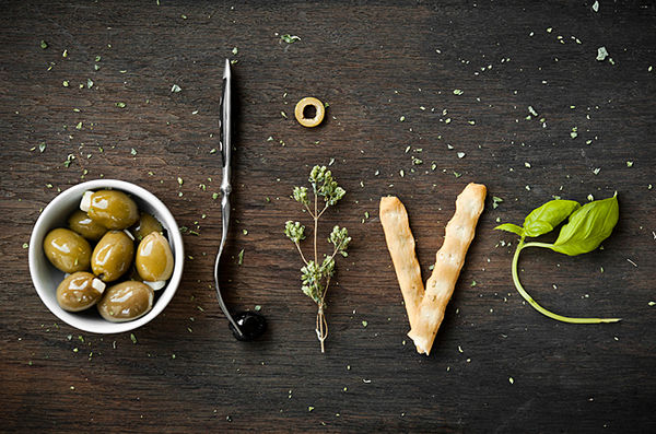 18 Flavorful Food Alphabets