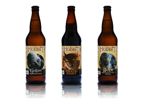 Fantasy Shire Beers