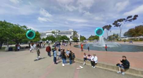 Audible Virtual Streetscapes - Sounds of Street View Lets You Hear Google Maps
