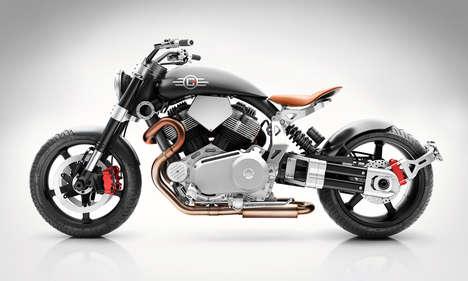 Swift Speedracer Motorcycles