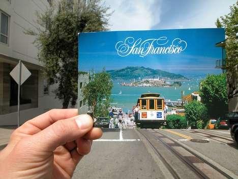 Cheesy Postcard Photography