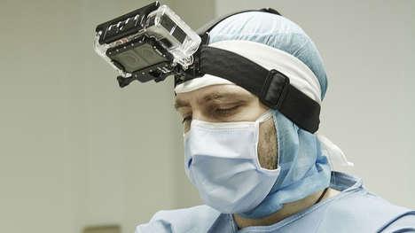 Virtual Reality Surgery Videos