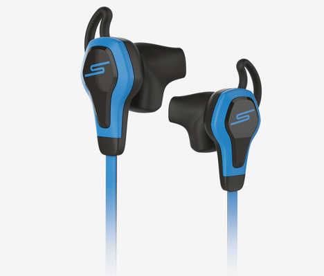 Fitness-Monitoring Headphones - The BioSport Headphones are Perfect for Training and Working Out