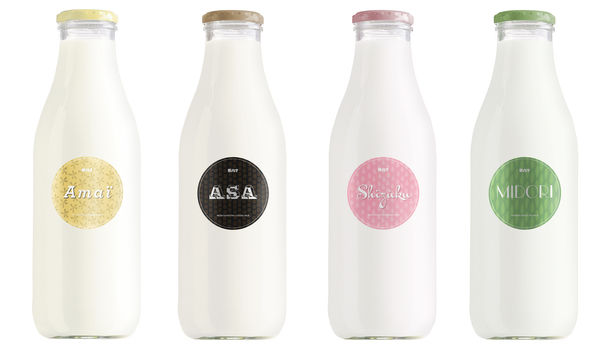 25 Examples of Distinct Dairy Branding