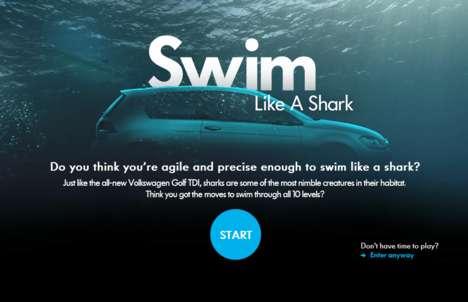 Shark-Inspired Automotive Games
